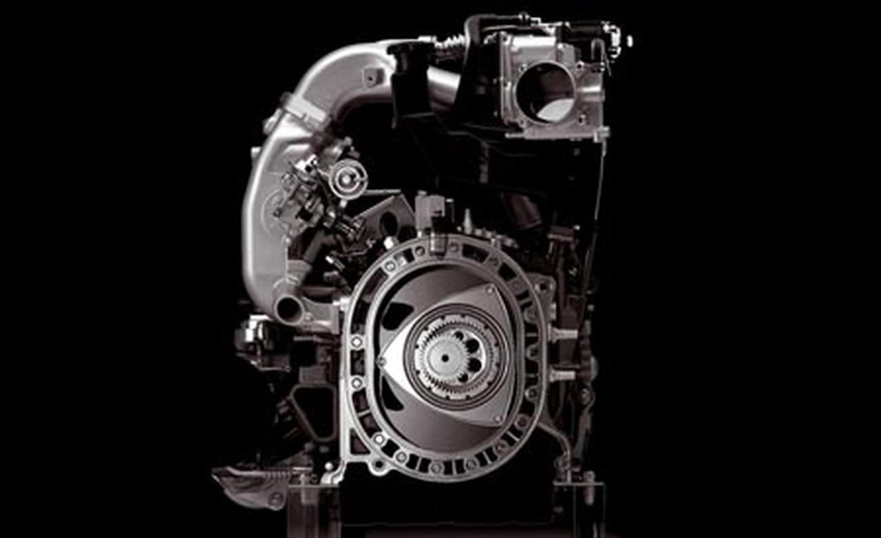 موتور دورانی با ضریب تراکم بالا