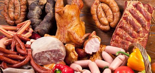 ماده غذایی سرطان
