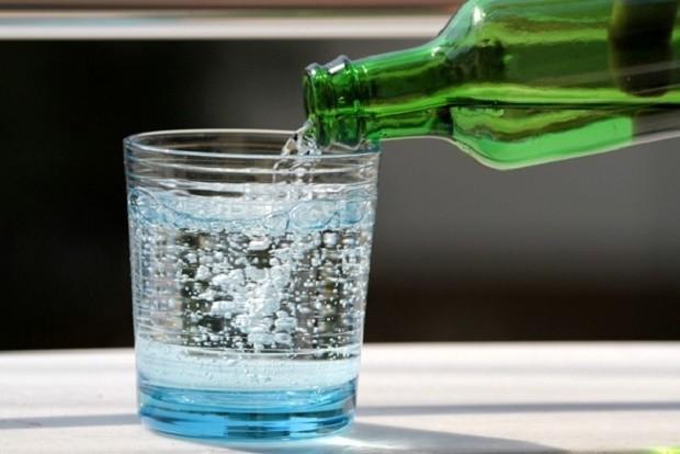 آب گازدار