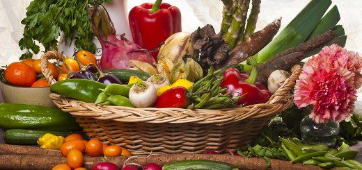 سبزیجات بهاری