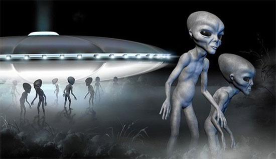 موجودات فضایی در فیلمها
