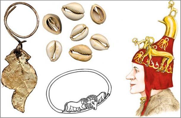 کشف DNA مردانه در بقایای اسکلت یک زن 2000 ساله