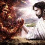 عابد و ابلیس