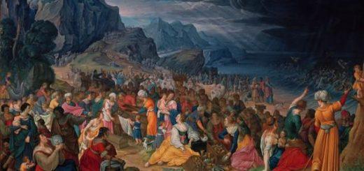 ریشه تاریخی ضربالمثل ایراد بنی اسرائیلی