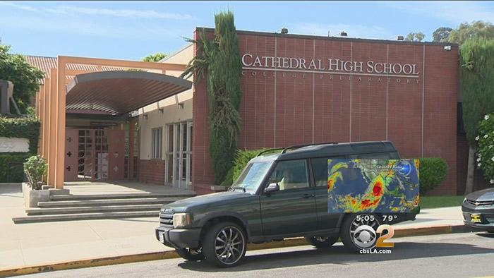 دبیرستان های تسخیر شده