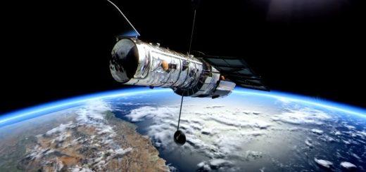تلسکوپ فضایی هابل