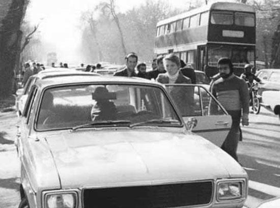 تاکسی چگونه به ایران رسید