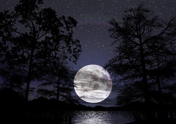 سرعت ماه