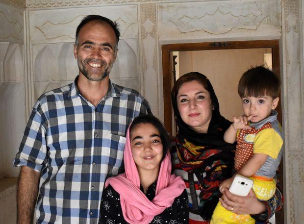 تجربهی سفر به ایران
