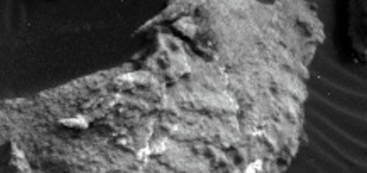 کشف جنازه یک زن در مریخ
