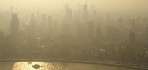 آلودگی هوای کره زمین
