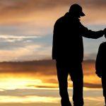 پدر،ضلع سوم یک زندگی شادمانه