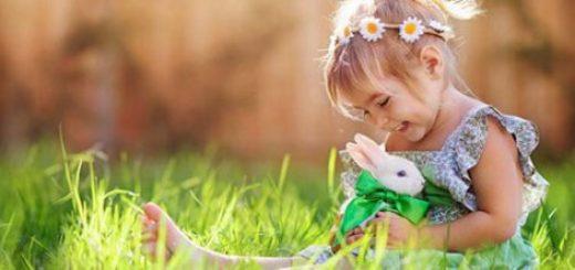 حیوان خانگی برای کودکان