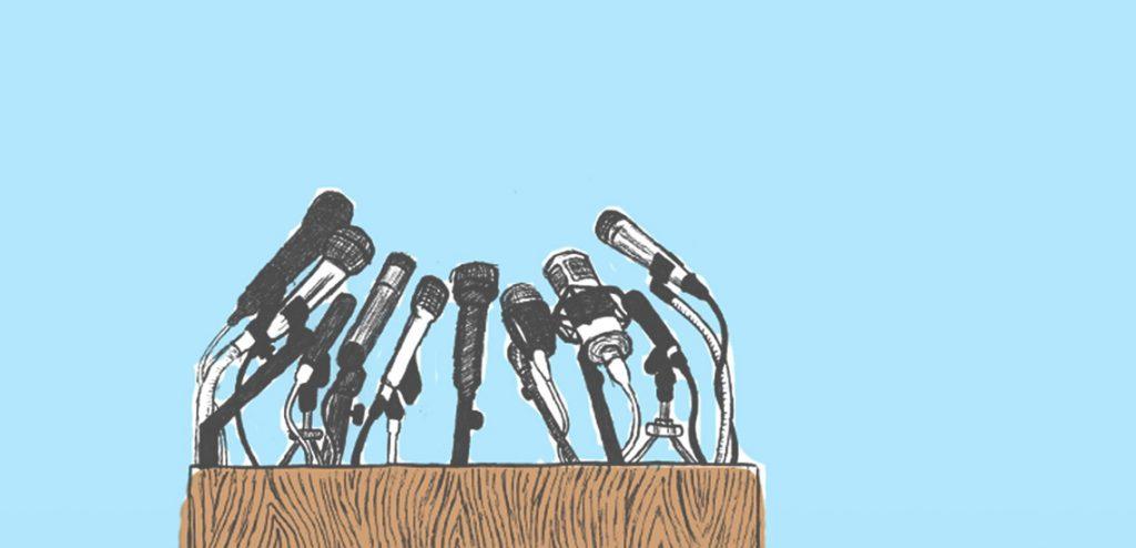 تکنیک های صحبت در جلسات