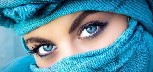 چشم رنگی ها