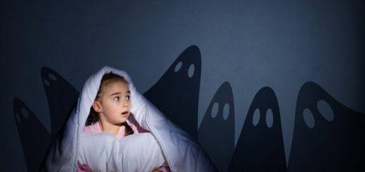 ترس های فرزندان