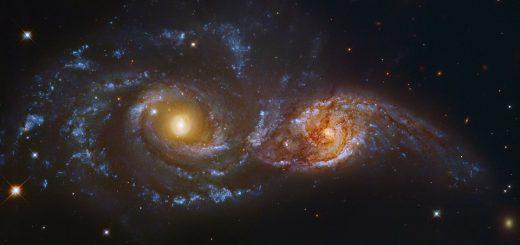 همنوعخواری کهکشانها