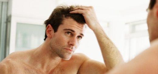 جلوگیری از ریزش مو در آقایان