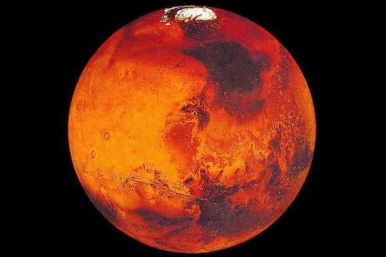 اقیانوسهای مریخ
