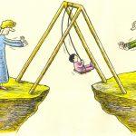 با کودکان در مورد طلاق، منصفانه صحبت کنيد