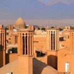 دانستنی های گردشگری استان یزد