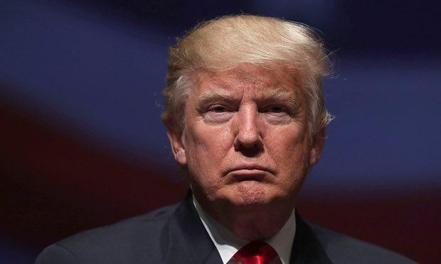 حالات چهره ترامپ