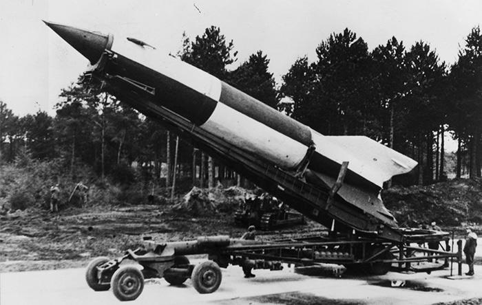 موشک آلمانی