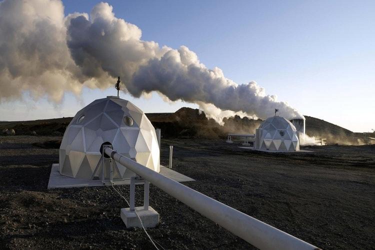 استخراج انرژی پاک از آتشفشان