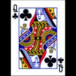 معانی کارت های ورق : سری خاج