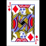 معانی کارت های ورق : سری خشت