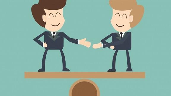 مذاکره کنندگان موفق