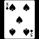 معانی کارت های ورق : سری پیک