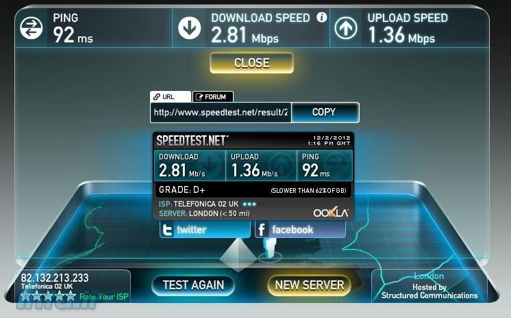 چگونه سرعت واقعی اینترنت مان را بفهمیم؟