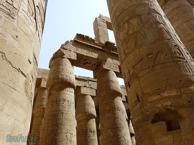 معابد باستانی کارناک