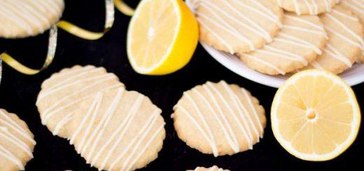 کوکی لیمویی رژیمی
