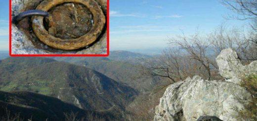 حلقه فولادی 300 میلیون ساله