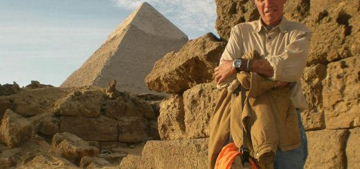 نظر روبرت بوال درباره سازه های مصر
