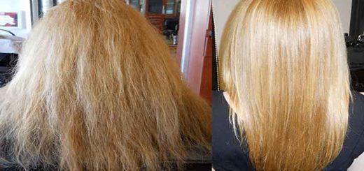 چگونه موی فر را صاف کنیم؟