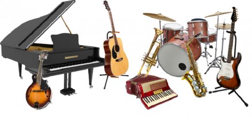 انتخاب ساز موسیقی