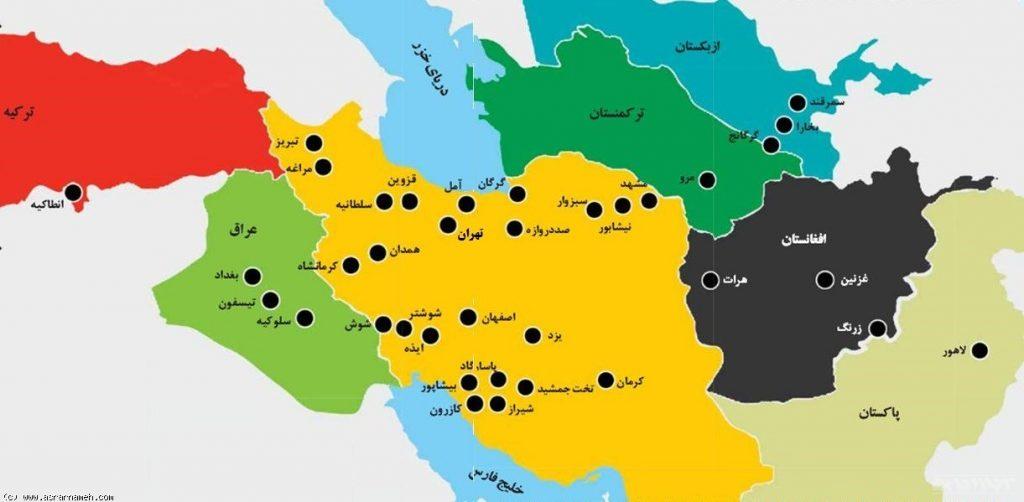 لهجه های مهمّ ایرانی