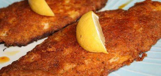 چگونه ماهی را سرخ کنیم؟