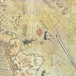 نقشه قدیمی پیري رياز
