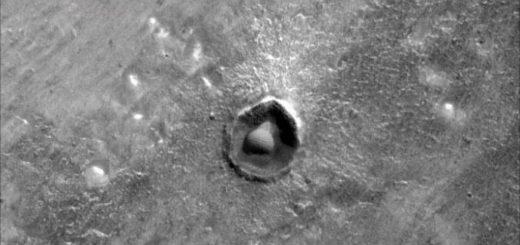 سایه ای در مریخ