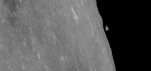 آنومالی ها از ماه