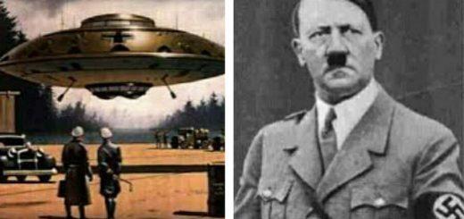 نازی ها و سایت های توسعه ماشین زمان و بشقاب پرنده