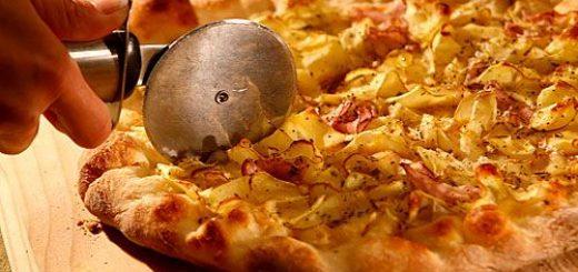 پیتزای سیب زمینی