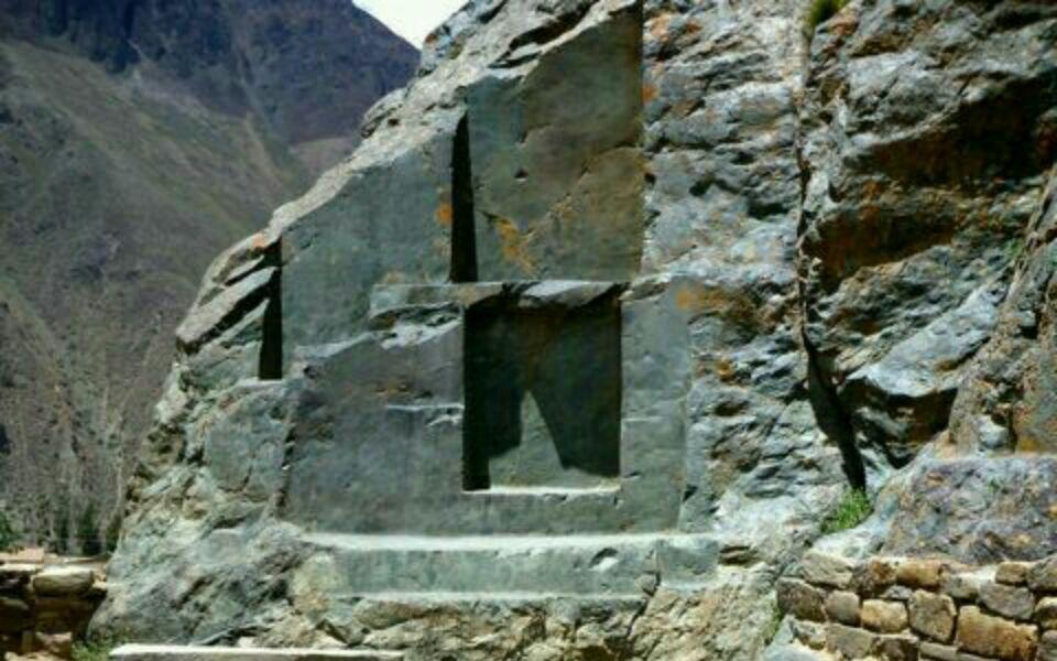 سایت باستانی اولانتایاتامبو