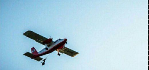 استثنایی ترین عملیات نجات در تاریخ هوانوردی