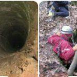 سوراخ های مرموز جنگل های متراکم روسیه