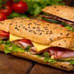 چگونه ساندویچ مخلوط درست کنیم؟